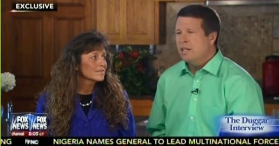 Fox News Megyn Kelly's Duggar interview to shows a family's callous disregard of reality  CAN'T CALL JOSH A PEDOPHILE BECAUSE HE WAS A KID, UNDER 16, WHEN HE DID IT!?!