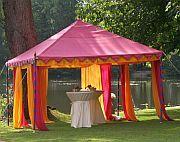 Maharadja tentenverhuur, bruiloft tenten,Indiase tenten
