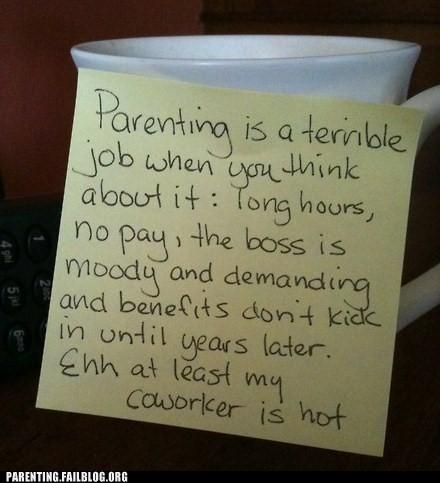 Not a parent yet, but this is FUNNY!