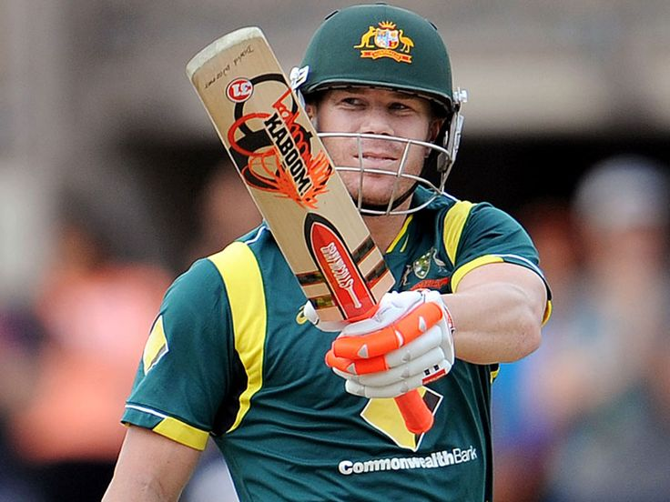 David Warner will wear a splint on his left thumb while fielding against South Australia.