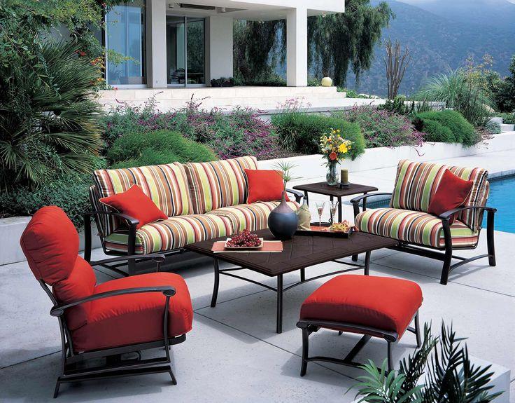 17 Best Cast Amp Tubular Aluminum Outdoor Furniture Images