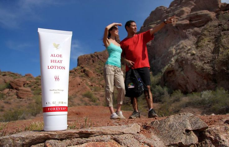 ALOE HEAT LOTION This is ideal for massaging and soothing tired muscles and a great favourite for the gym bag! An emollient rich lotion containing warming lotion and aloe, it's ideal for stress and strain! visit my site:  http://foreverluminous.flp.com