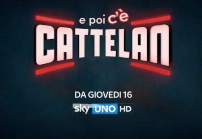 #EPCC – E poi c'è Cattelan torna su Sky Uno da Giovedì 16 Febbraio in versione daily. Ospiti Robbie Williams, Cesare Cremonini e Bebe Vio.