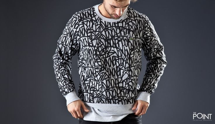 Sudadera Lacoste Live Gráfico x JonOne, la marca de #ropaLacosteLive vuelve en esta colección #OtoñoInvierno2015 a la #tiendaonline de #ropasteretwear #ThePoint, esta vexz con una potente colaboración entre el escritor de graffiti #JonOne y #LacosteLive, creando una serie de prendas exclusivas y limitadas, visítanos y descubre esta potente colección, http://www.thepoint.es/es/ropa-streetwear-lacoste-live/1333-sudadera-hombre-lacoste-live-grafico-x-jonone.html