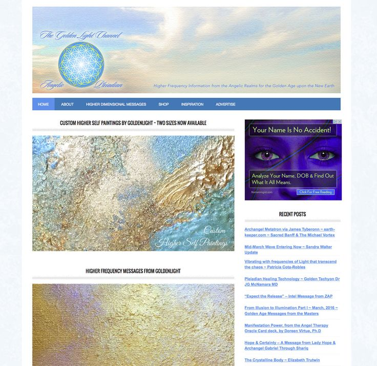 Website Design and Media for Lightworkers, Spirituality, New Age Topics, Non-profit Organizations and more