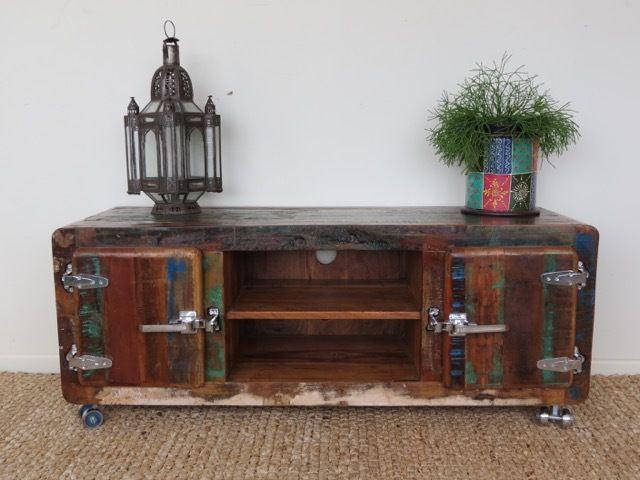 Retro TV Cabinet