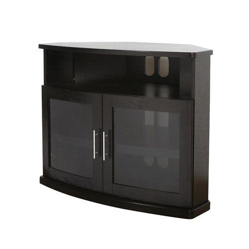 www.woodfurniture.co.uk, Love TV Cabinets. Like and repin this image!: Cabinets Tv, Cabinets Plateau, Corner Tv Cabinets, Living Rooms, Newport Black, Inch Corner, Black Oak, Plateau Corner, 40 Inch