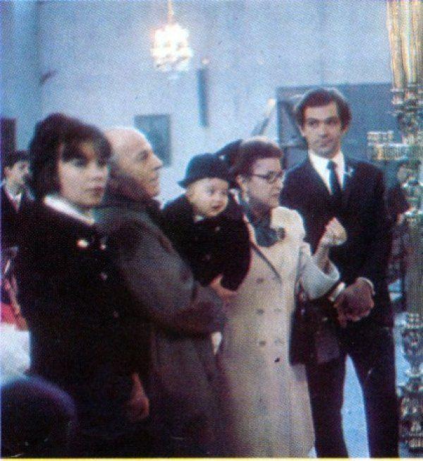 Ποια βραβευμένη με Όσκαρ ηθοποιός βάφτισε τον Κων/νο Καζάκο, 43 χρόνια πριν;