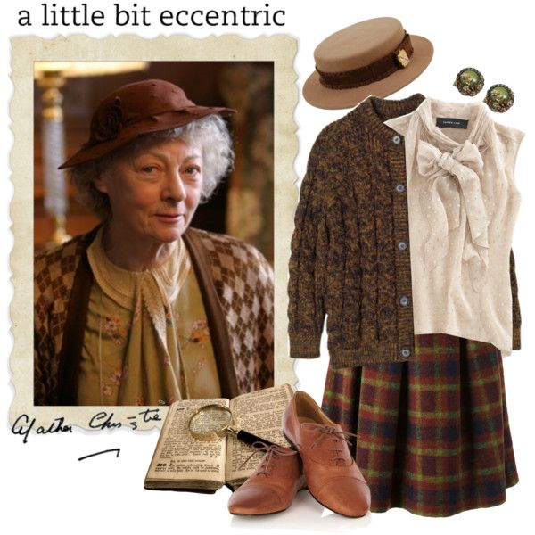 Miss Marple Inspired Outfit ~ Contest Enrty