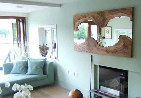 River Mirrors by Caryn Moberly