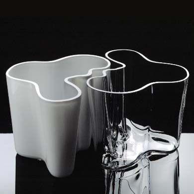 Savoy Vase by Alvar Aalto