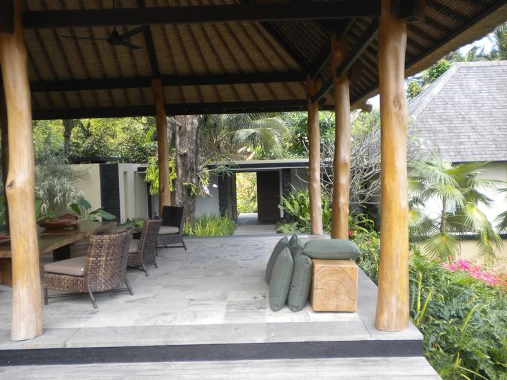 2013 Holistic Pulsing Level 1 and Pamper Retreat Lombok Island