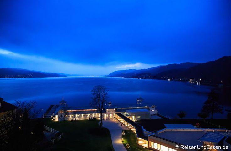 Ein Adventswochenende im Werzer's Hotel Resort Pörtschach am Wörthersee konnten wir in einer Suite mit fantastischen Aussicht genießen. Ein Hotelbericht.