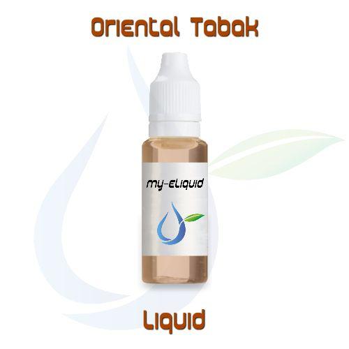 Oriental Tabak Liquid | My-eLiquid E-Zigaretten Shop | München Sendling
