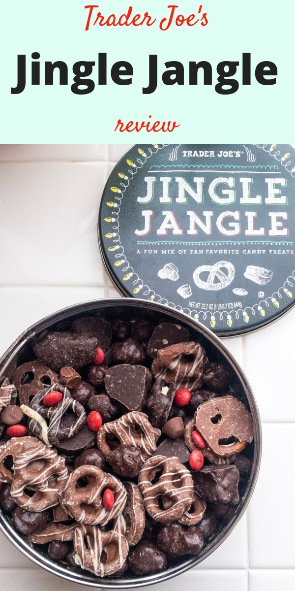 Trader Joe's Jingle Jangle Review Junk food snacks