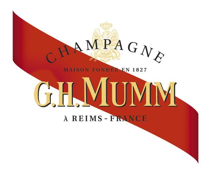 Mumm Champagne.