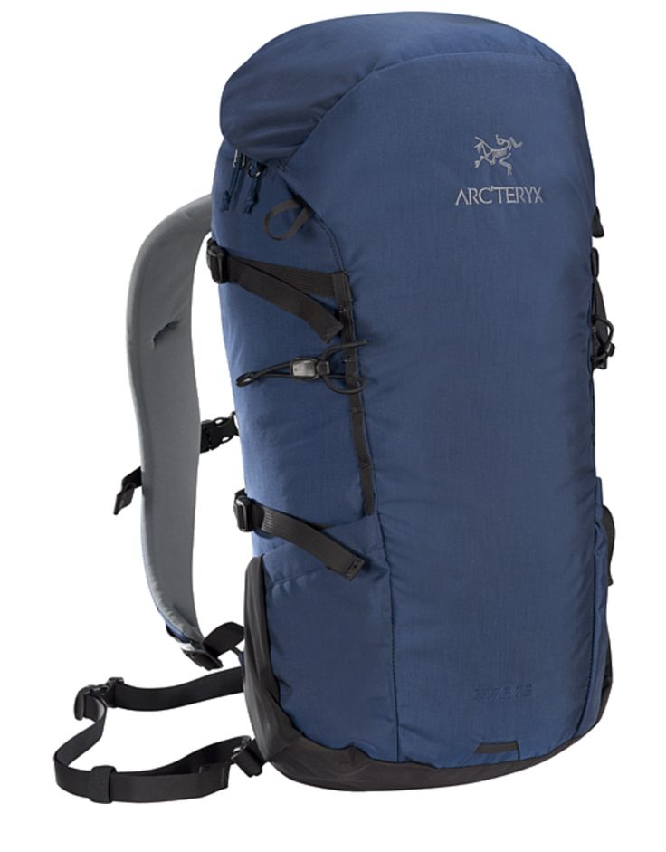 Technical Daypack.  http://www.arcteryx.com/product.aspx?country=nz&language=en&gender=Mens&category=Packs&subcat=Daypacks&model=Brize-25-Backpack