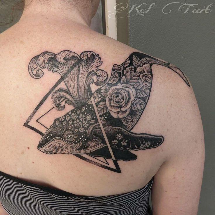 Kel Tait - Skin Deep Tattoo Gallery (guest spot) - Frankston VIC