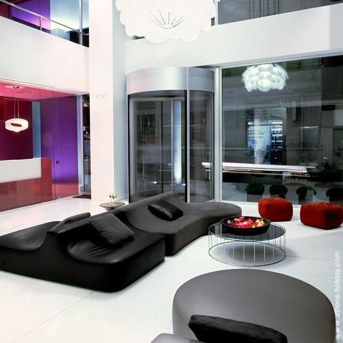 25 best fresh hotel athens greece images on pinterest for Designhotel athen
