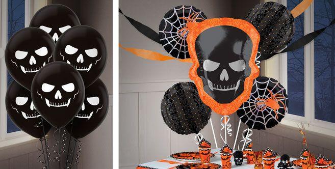 Halloween Balloons - Halloween Balloon Bouquets & Accessories - Party City
