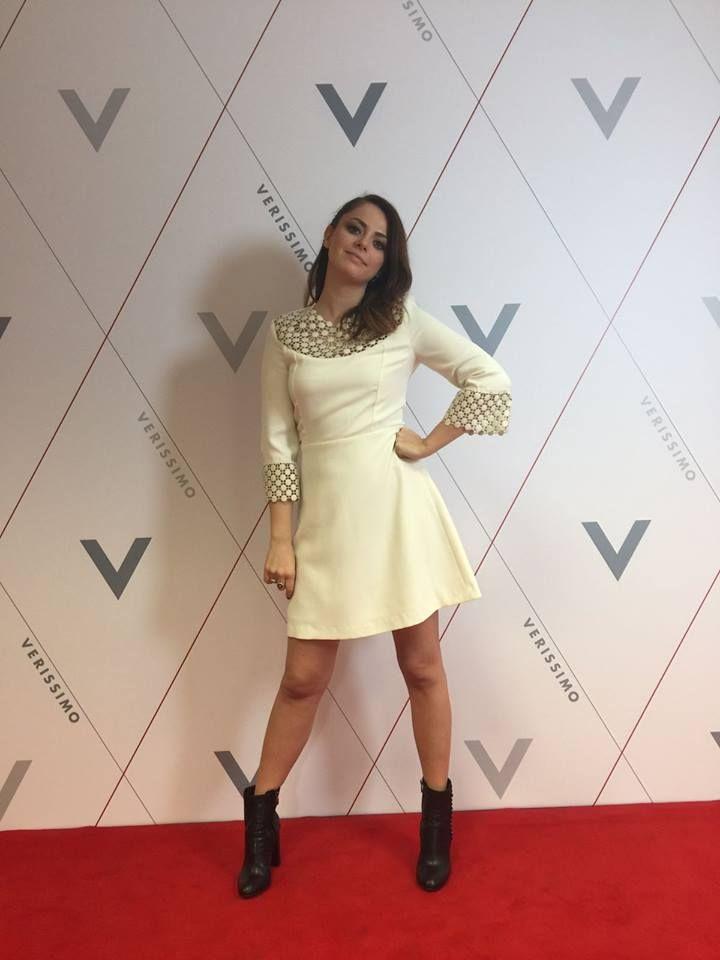 Annalisa Scarrone - 5 Nov 2016: Oggi alle 16:10 appuntamento con #Verissimo su Canale5! Ospite Annalisa!