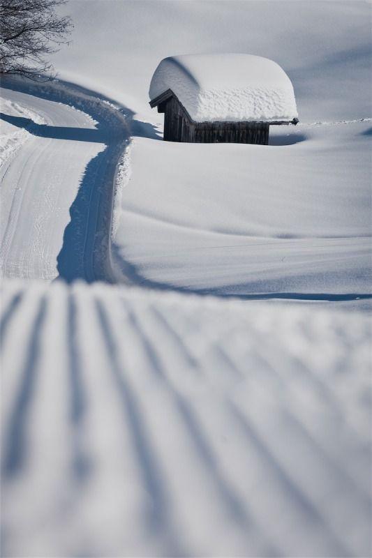 PillerseeTal im Winter