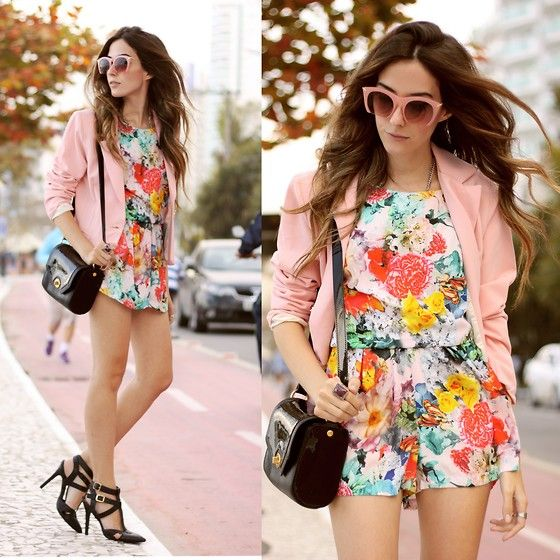 Sly Wear Playsuit, Sly Wear Blazer