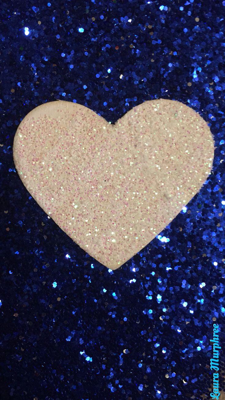 Картинки блестящие сердце
