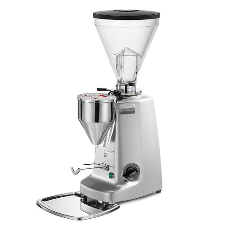 Better than a barrel of laughs, the Mazzer Super Jolly is the workhorse of espresso grinders