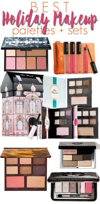 Best Holiday Makeup Palettes + Sets