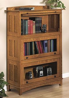 Barrister's Bookcase Woodworking Plan from WOOD Magazine