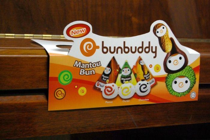 bunbuddy shelf talker | The Selling Points
