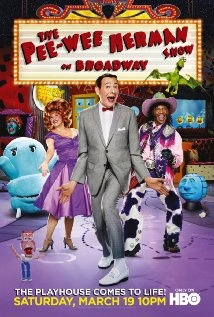 """THE PEE-WEE HERMAN SHOW ON BROADWAY (2011) - Subversive humor and childlike wonder based on both Reubens' original stage show, """"The Pee-wee Herman Show,"""" and the Emmy-winning Saturday morning TV show, """"Pee-wee's Playhouse."""""""