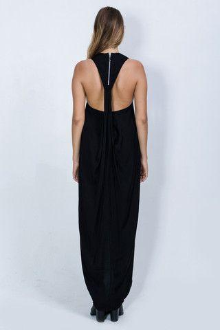 Drapeback Dress