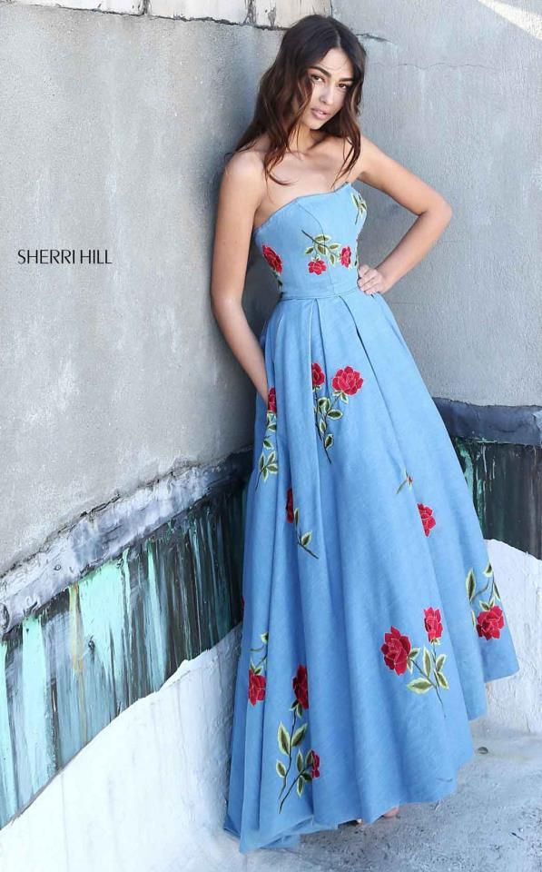 Sherri Hill 51154