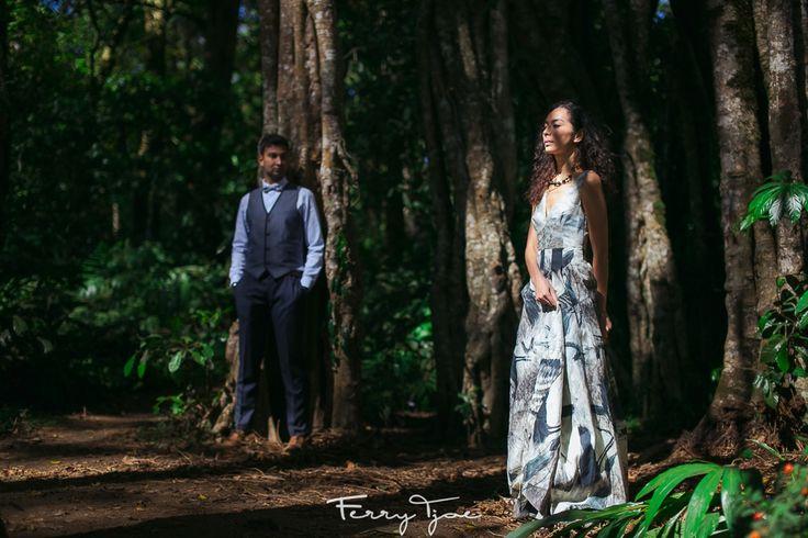 Kay & Mayur Prewedding in Bali Island | Ferry Tjoe Wedding Photographer