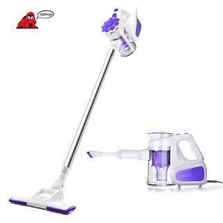 PUPPYOO Low Noise Household Portable Vacuum Cleaner Handheld Dust Collector and Aspirator WP526 (32797223491)  SEE MORE  #SuperDeals