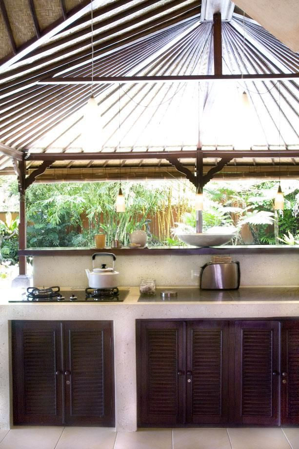 out door cooking 7 best Tropical kitchen