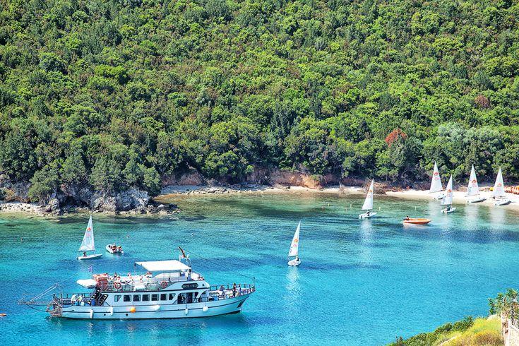 Sivota Diamond Spa Resort at Sivota Greece - Excursions and Tours