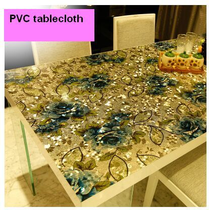 Cheap pvc tablecloth, Buy Quality plastic tablecloth directly from China soft glass Suppliers: Dazzle colour soft glass tablecloth/frosted crystal board waterproof plastic tablecloth pvc tablecloth