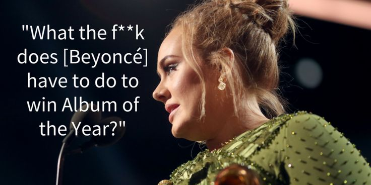 What White Women Can Learn From Adele's Grammys Speech | The Huffington Post