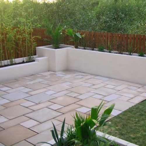 Charming StoneFlair By Bradstone, Smooth Natural Sandstone Paving Ivory Patio Pack    15.30 M2 Per Pack