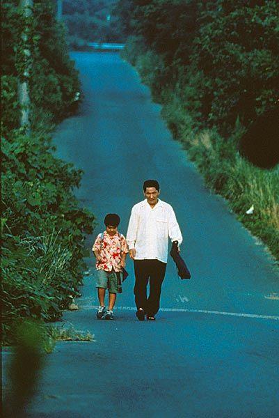 菊次郎の夏 (Kikujiro). 1999.