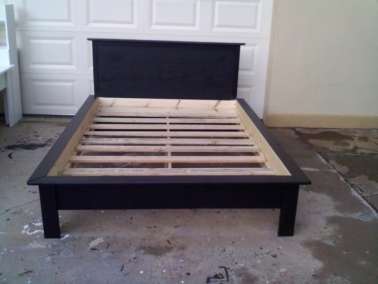 Headboard Homemade best 20+ homemade bed frames ideas on pinterest | homemade spare