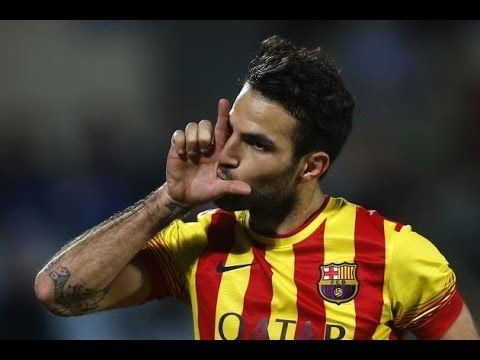 #42 #all #barcelona #cesc #CescFàbregas(FootballPlayer) #fabregas #fc #FCBarcelona(FootballTeam) #goals #hd #with Cesc Fàbregas - All 42 Goals with FC Barcelona ||HD||