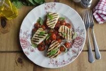 crispy-halloumi-with-cooked-cherry-tomatoes