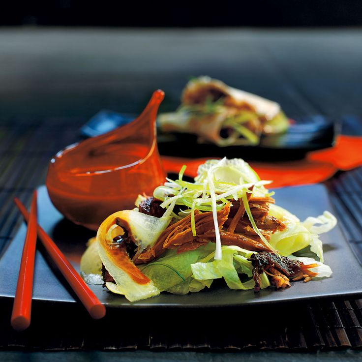 A quick and delicious revamped crispy duck recipe which is a simple Chinese recipe to cook at home