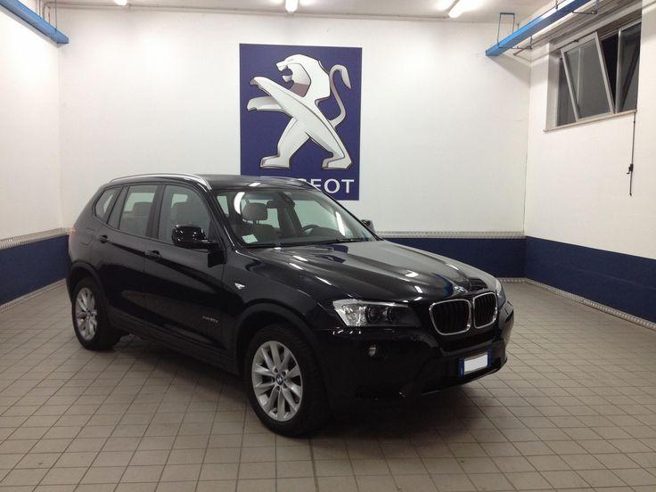 BMW X3 Xdrive, M FUTURA. Usata