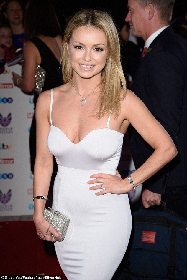 Sizzling siren:Ola Jordan might have her own bikini moment as she is rumoured to be entering the Australian outback for I'm A Celebrity!.. Get Me Out Of Here