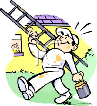 Wonderful House Painter Clip Art We Listen To Our Customers And Make Sure They  Receive Exactly What